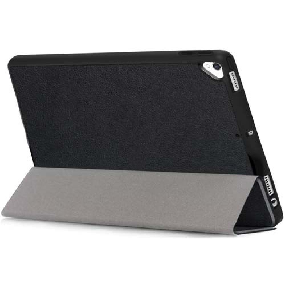 Чехол для iPad 10.2 2019 / 2020 с креплением под стилус черный