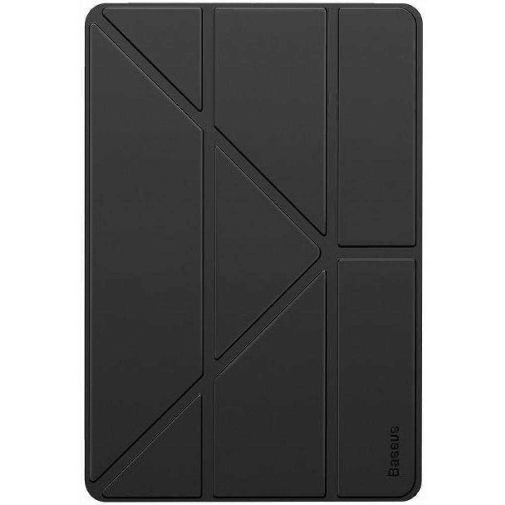 Чехол для iPad 10.2 2019 Baseus Jane Y-Type Leather Case LTAPIPD-G01 Black