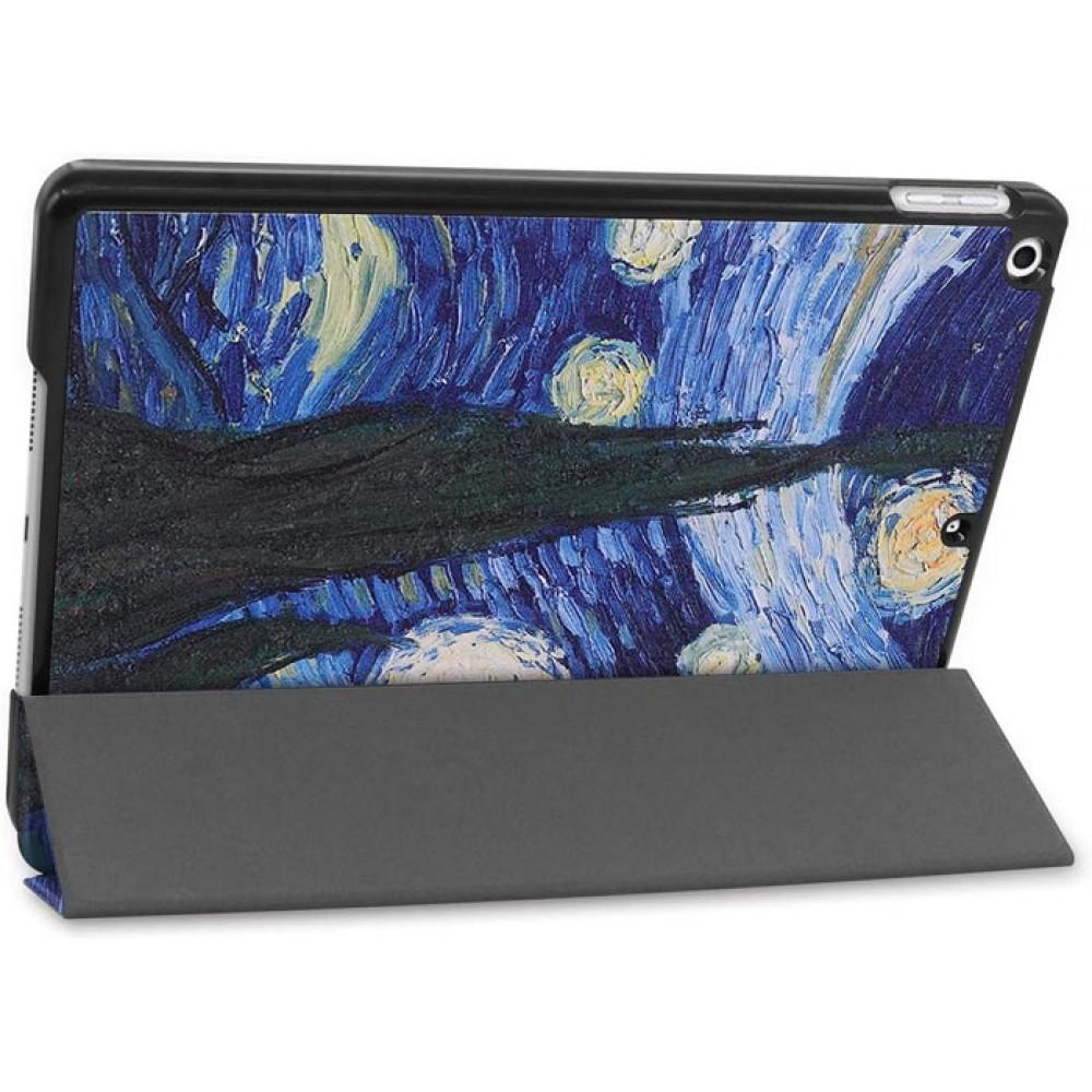 Чехол для iPad 10.2 2019 / 2020 с рисунком Starry Night
