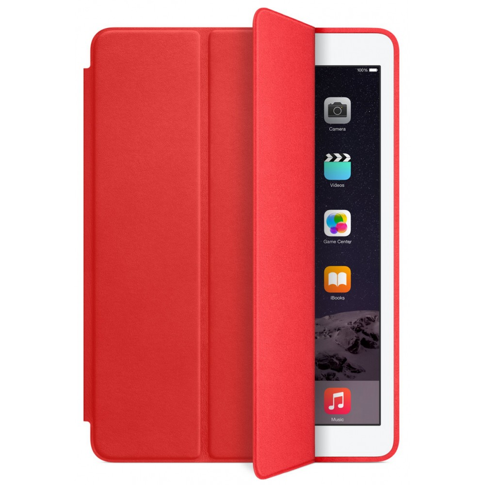 Чехол для Apple iPad 9.7 2018 Smart Case Red