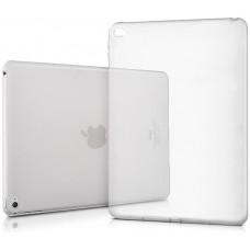 Чехол для iPad Air 2 силиконовый прозрачный