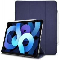 "Чехол для iPad Air 4 10.9"" 2020 полиуретановый темно-синий"