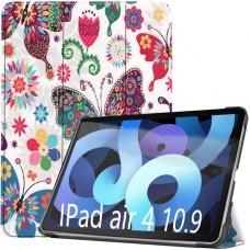 """Чехол для iPad Air 4 10.9"""" 2020 с рисунком Butterfly"""