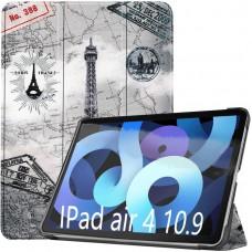 """Чехол для iPad Air 4 10.9"""" 2020 с рисунком Eiffel Tower"""