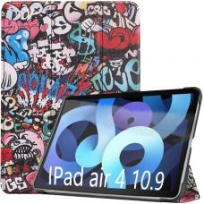 """Чехол для iPad Air 4 10.9"""" 2020 с рисунком Graffiti"""
