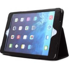 Чехол для iPad Mini 5 2019 кожаный черный