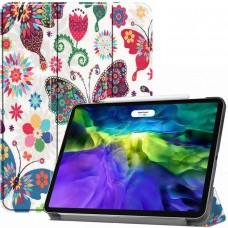 Чехол для iPad Pro 11 2020 с рисунком Butterfly