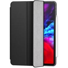 Чехол для iPad Pro 11 2020 Baseus Simplism Magnetic Leather Case Black LTAPIPD-ESM01