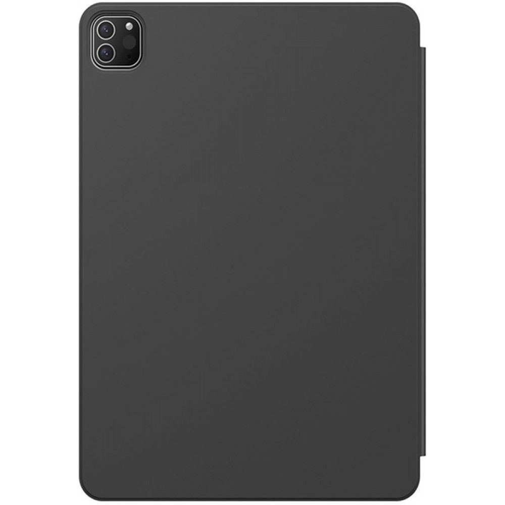 Чехол для iPad Pro 12.9 2020 Baseus Simplism Magnetic Leather Case Black LTAPIPD-FSM01