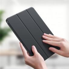 Чехол для iPad Pro 12.9 2020 / 2021 Baseus Simplism Magnetic Leather Case Black LTAPIPD-FSM01
