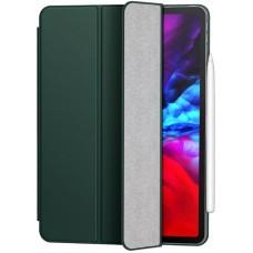 Чехол для iPad Pro 11 2020 Baseus Simplism Magnetic Leather Case Green LTAPIPD-ESM06