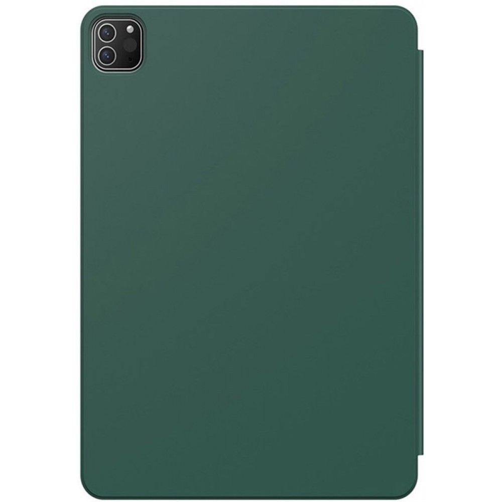 Чехол для iPad Pro 11 2020 Baseus Simplism Magnetic Leather Case Green LTAPIPD-ESM06