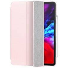 Чехол для iPad Pro 11 2020 Baseus Simplism Magnetic Leather Case Pink LTAPIPD-ESM04