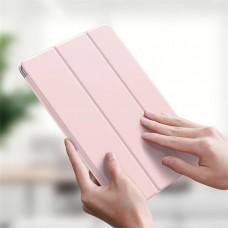 Чехол для iPad Pro 12.9 2020 / 2021 Baseus Simplism Magnetic Leather Case Pink LTAPIPD-FSM04