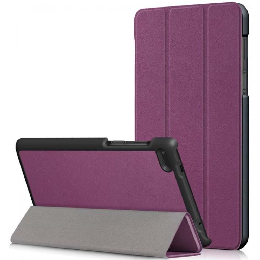 Чехол для Lenovo Tab 7 Essential TB-7304 фиолетовый