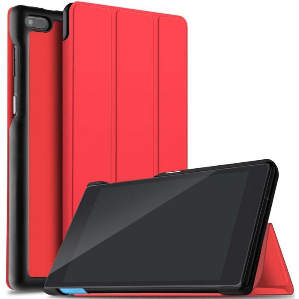 Чехол для Lenovo Tab 7 Essential TB-7304 красный