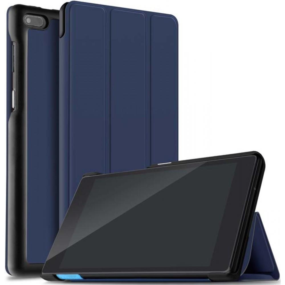 Чехол для Lenovo Tab 7 Essential TB-7304 темно-синий