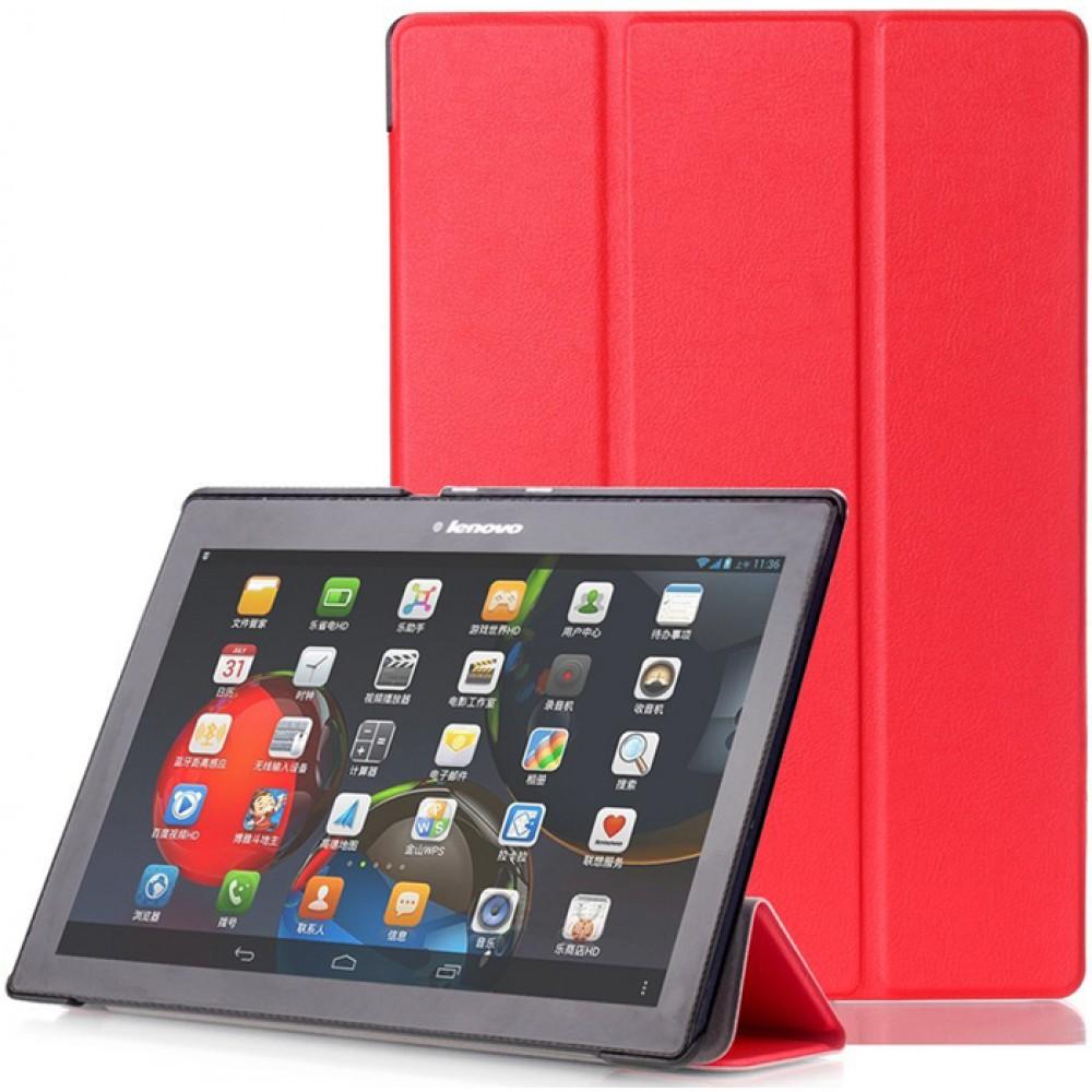 Чехол для Lenovo Tab 10 TB-X103F красный
