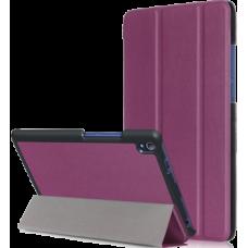 Чехол для Lenovo Tab 3 Plus 8703 фиолетовый