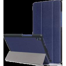 Чехол для Lenovo Tab 3 Plus 8703 темно-синий
