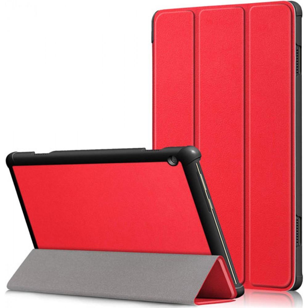 Чехол для Lenovo Tab M10 TB-X605L / TB-X605F красный