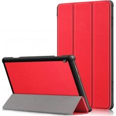 Чехол для Lenovo Tab M10 TB-X605 / TB-X505 красный