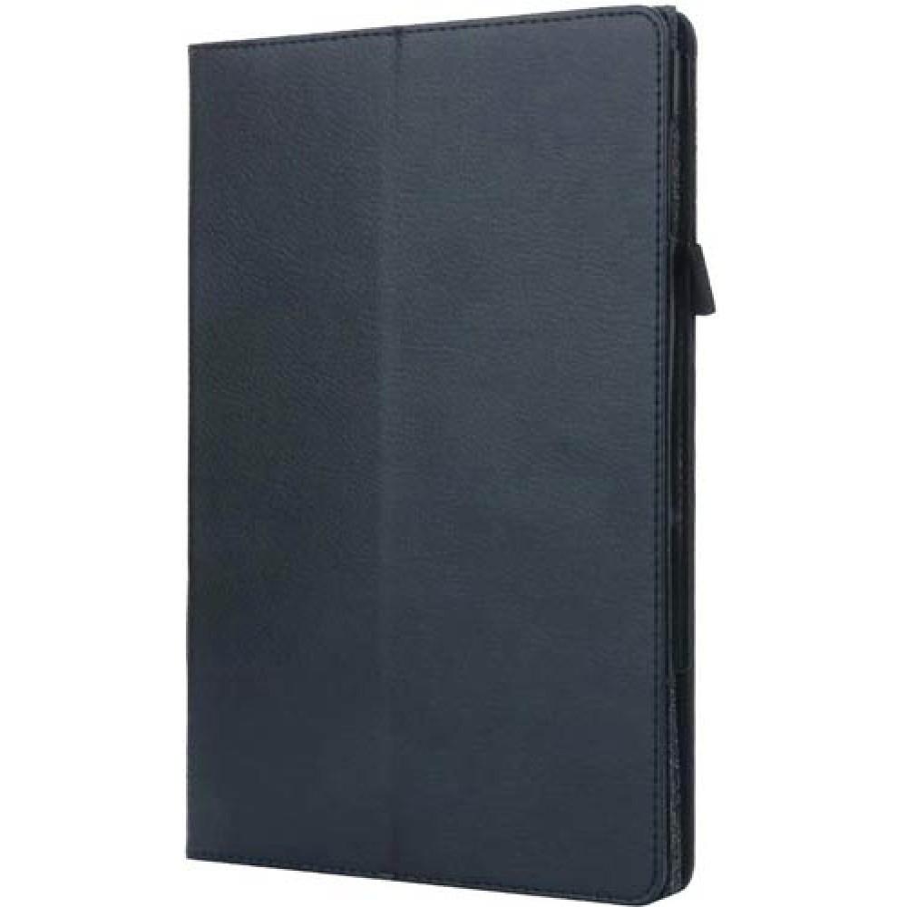 Чехол для Lenovo Tab P10 TB-X705F / TB-X705L черный кожаный
