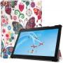 Чехол для Lenovo Tab P10 TB-X705F / TB-X705L с рисунком Бабочки