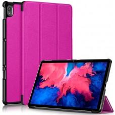 Чехол для Lenovo Tab P11 полиуретановый фиолетовый