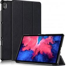 Чехол для Lenovo Tab P11 полиуретановый черный