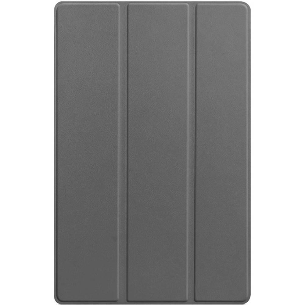 Чехол для Lenovo Tab P11 полиуретановый серый