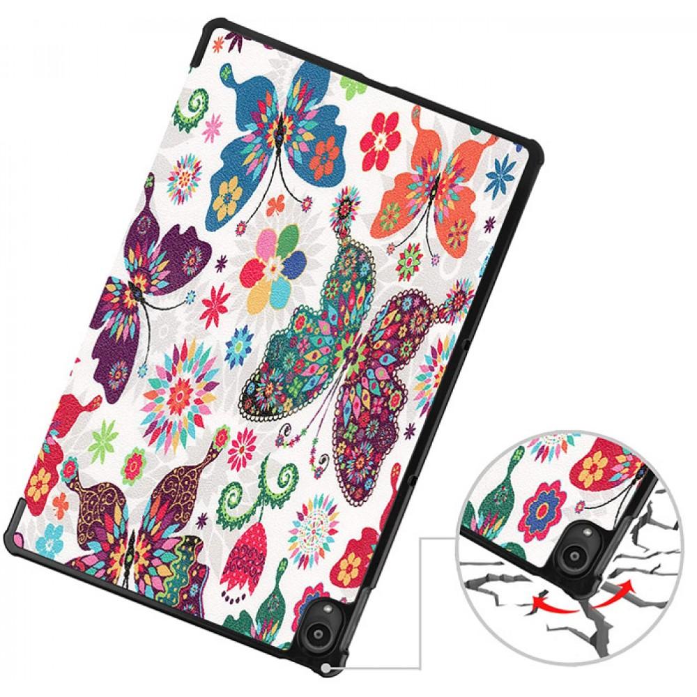 Чехол для Lenovo Tab P11 с рисунком Butterfly