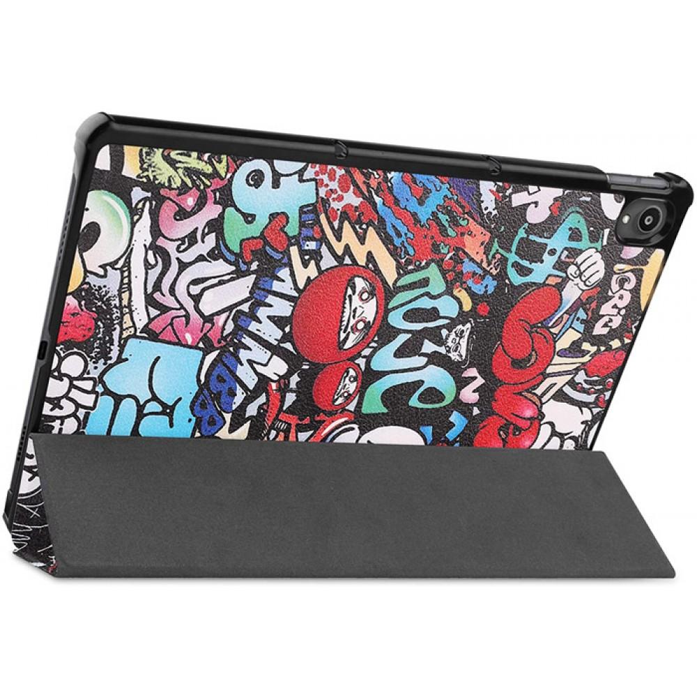 Чехол для Lenovo Tab P11 с рисунком Graffiti