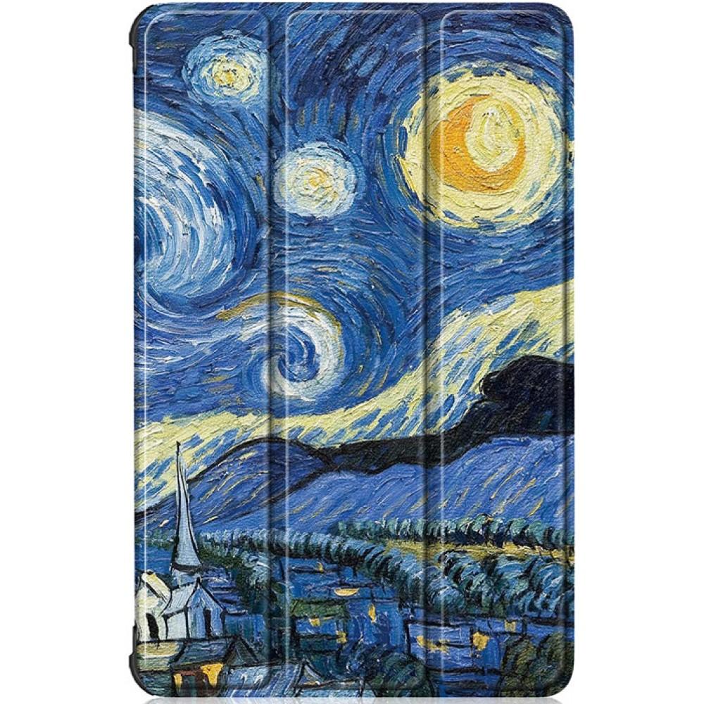 Чехол для Lenovo Tab P11 с рисунком  Starry Night