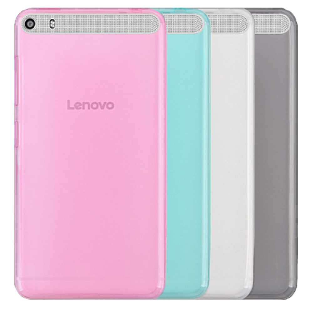 Силиконовый чехол для Lenovo Phab Plus, накладка