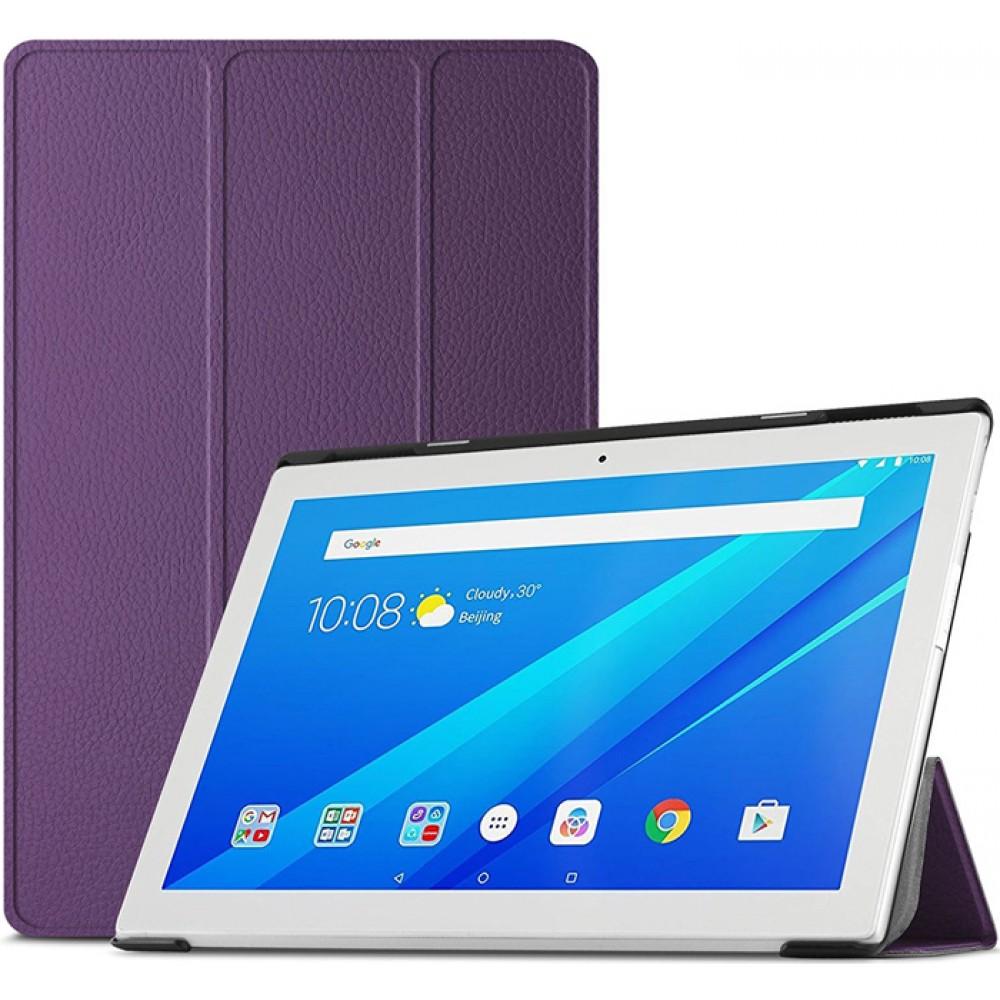 Чехол для Lenovo Tab 4 10 TB-X304 фиолетовый