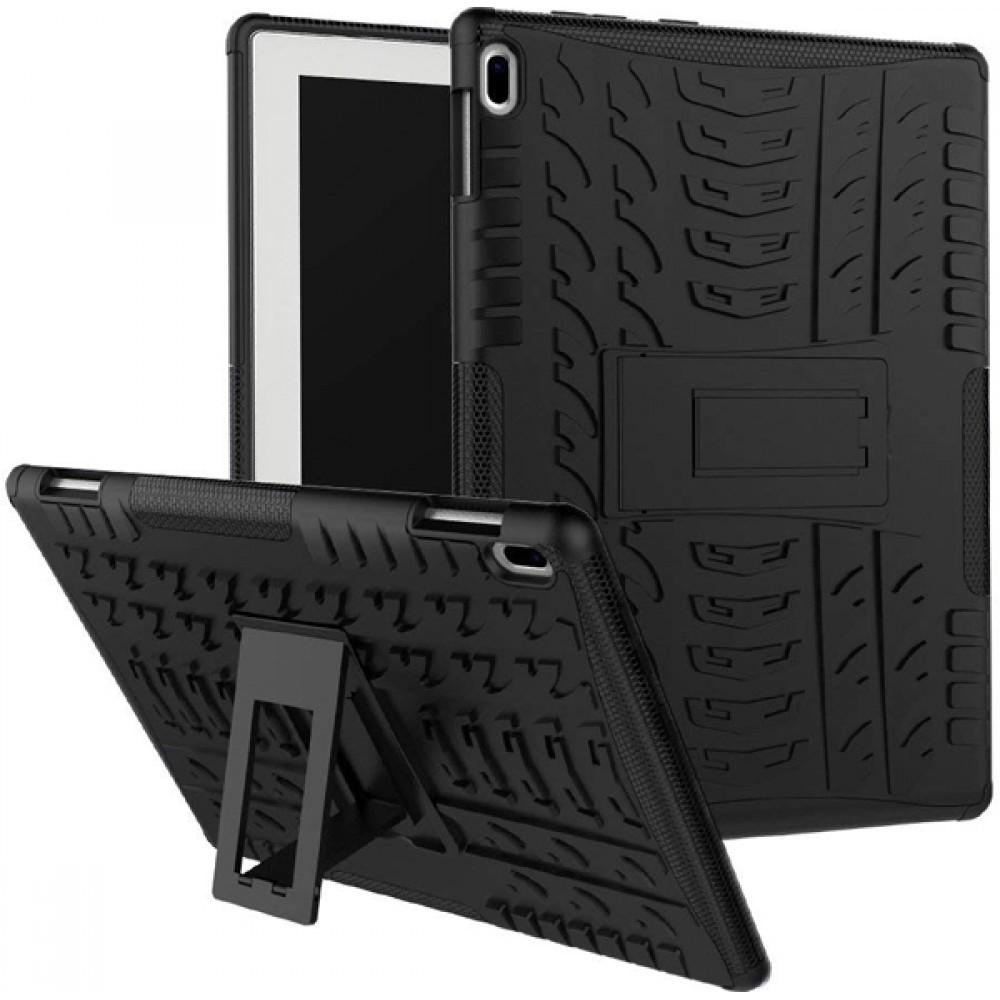 Чехол для Lenovo Tab 4 10 TB-X304 противоударный черный
