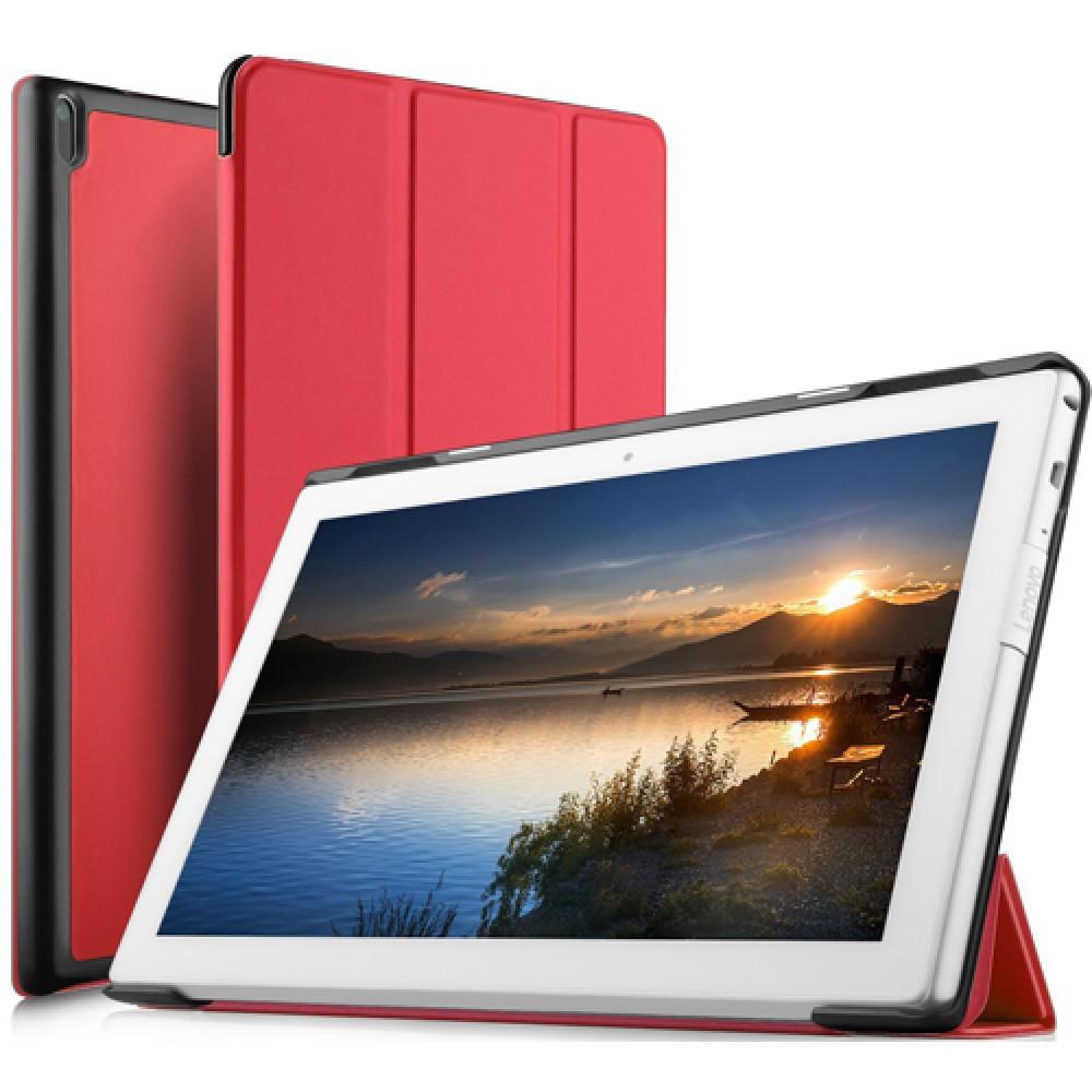 Чехол для Lenovo Tab 4 10 TB-X304L красный