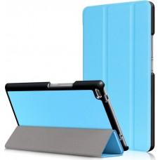 Чехол для Lenovo Tab 4 8 TB-8504 голубой