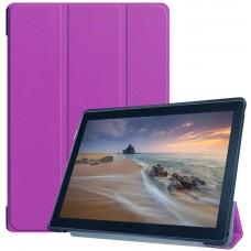 Чехол для Lenovo Tab E10 TB-X104 фиолетовый