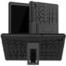 Чехол для Lenovo Tab M10 FHD Plus TB-X606 противоударный черный