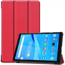 Чехол для Lenovo Tab M8 красный полиуретановый