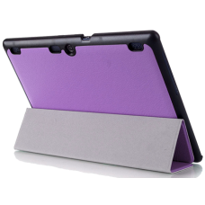 Чехол для Lenovo TAB 3 10 Plus фиолетовый