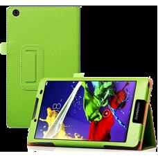 Чехол для планшета Lenovo Tab 2 A8-50 зеленый