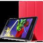 Чехол для Lenovo Tab 3 A8-50 красный
