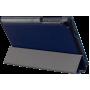 Чехол для Lenovo TAB 3 Essential 710 темно-синий