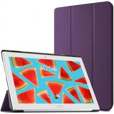 Чехол для Lenovo Tab 4 10 Plus TB-X704 фиолетовый