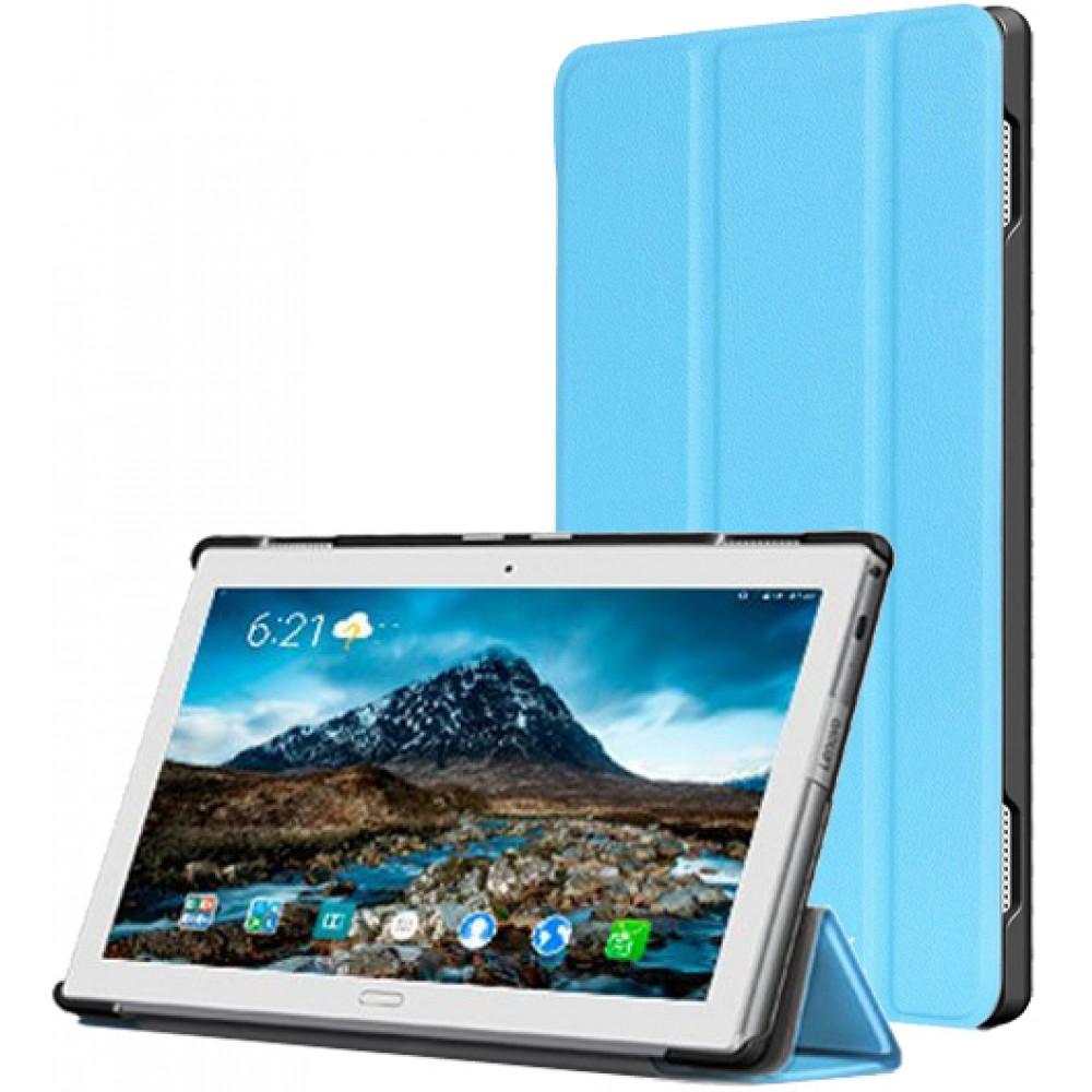Чехол для Lenovo Tab 4 10 Plus TB-X704 голубой