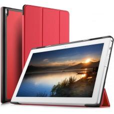 Чехол для Lenovo Tab 4 10 Plus TB-X704 красный
