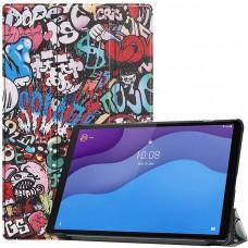 Чехол для Lenovo Tab M10 HD TB-X306 с рисунком Graffiti
